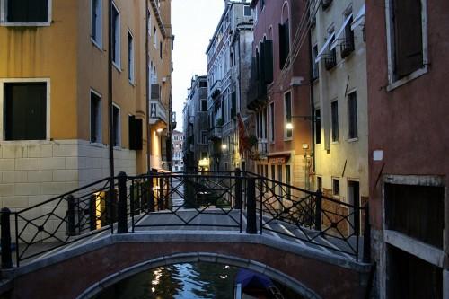 Veneetsia kanal ja sild