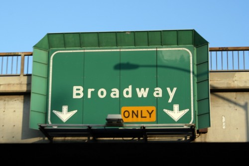 Broadway ONLY