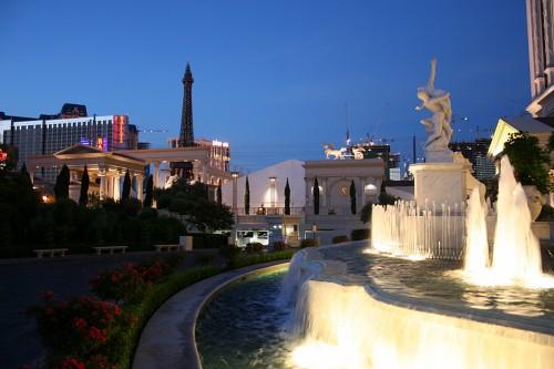 Kell viis hommikul Vegases