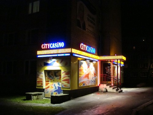 Kristiine - City Casino