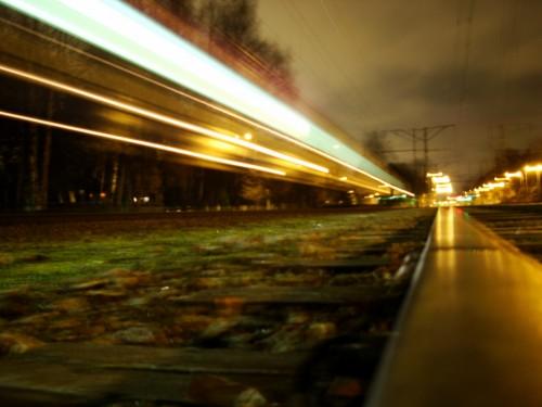 Lendav rong