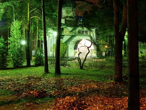 Roheline kirik