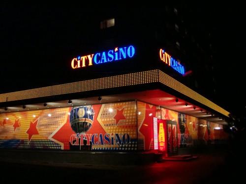 Sõpruse Puiestee - City Casino