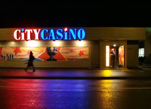 Vilde tee - City Casino