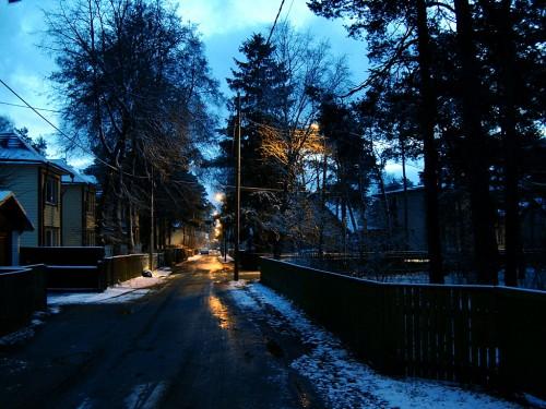Esimene lumine hommik