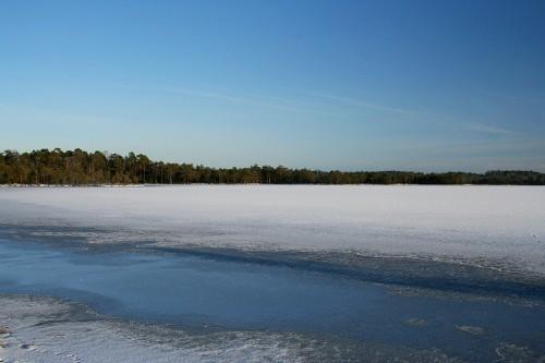 Jääs Kakerdi järv