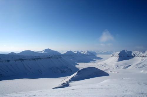 Teravmäed - lumi ja mäed