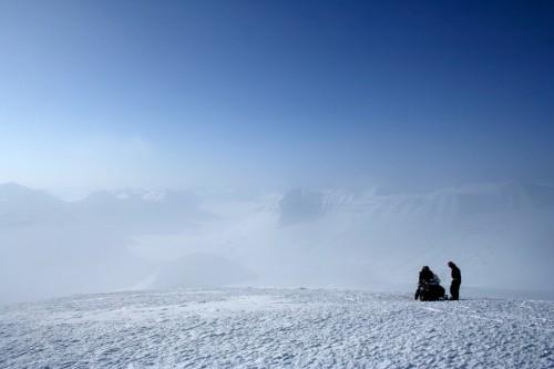 Teravmäed - saanid lumi ja mäed