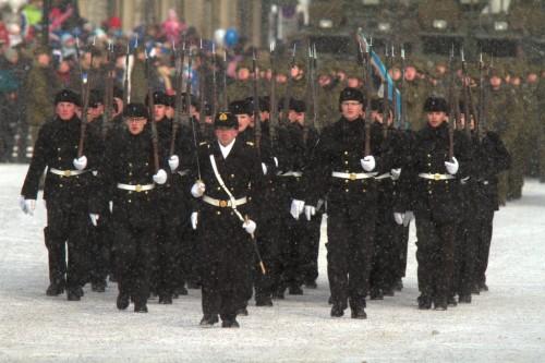 Kaitseväe paraad 2010.02.24