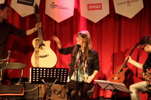 Kristjan Mazurtchak Trio - pille vahetamas