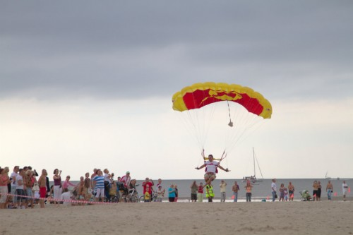 Beach Landing Pärnu randa