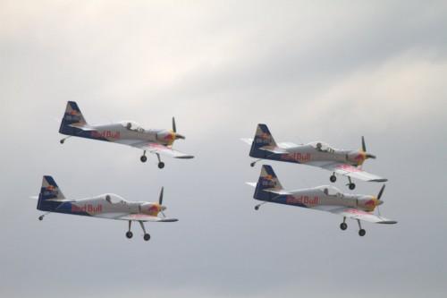 Red Bull - The Flying Bulls